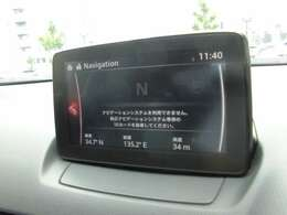ナビ付でドライブも安心!素敵なカーライフをお楽しみください!
