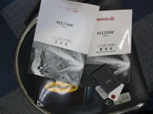 Bプラン画像:☆取説、整備記録簿、スペアキー、カードキー☆