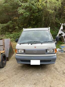 トヨタ タウンエーストラック 1t AT 車検付き