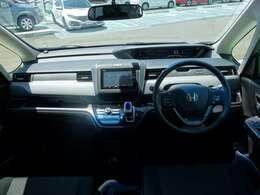 【ハイブリッド】ハイブリッド車ですので環境にもお財布にも易しい低燃費走行ができます。一度乗ったらやめられない。