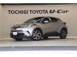 トヨタ C-HR 1.2 G-T 当社社用車/衝突被害軽減/純正ナビ