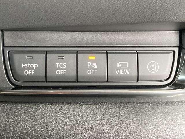 【i-ACTIVSENSE】【アイドリングストップ】【トラクションコントロールシステム】【パーキングコーナーセンサー】