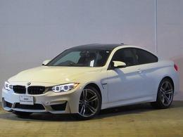 BMW M4クーペ M DCT ドライブロジック 認定中古車 純正ナビ Bカメ ETC