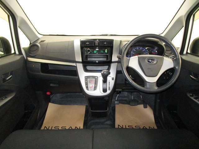 明るく伸びやかな空間・全方位で視野が広く、気持ちが良く運転もしやすい♪