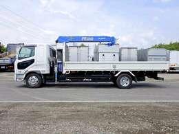車両総重量13980kg 最大積載量7800kg