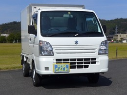 スズキ キャリイ 660 冷凍車 2WAY 助手席側スライドドア仕様 4WD 側面移動販売風改造済