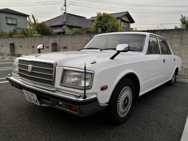 VG45 センチュリー 全塗装済 大変カッコイイお車です。
