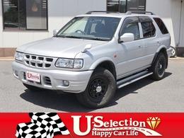 いすゞ ウィザード 3.2 LS 4WD /外ホイール/ルーフレール/サイドステップ