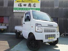 スズキ キャリイ 660 KCエアコン・パワステ 3方開 4WD アゲトラ3インチ キーレス ヨコハマX-AT