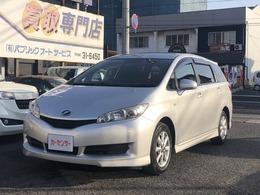 トヨタ ウィッシュ 1.8 X ナビ/1セグ/DVD/バックカメラ ETC
