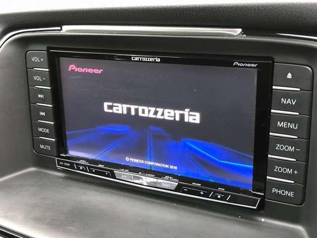 【カロッツェリアHDDナビ】音楽を本体に記録できるミュージックサーバーやフルセグTVの視聴も可能です☆高性能&多機能ナビでドライブも快適ですよ☆