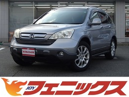 ホンダ CR-V 2.4 ZX 4WD 純正ナビTVサンルーフ黒本革シートETC