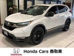 ホンダ CR-V の中古車 2.0 e:HEV EX ブラック エディション 4WD 千葉県香取市 433.9万円