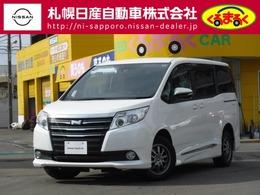 トヨタ ノア 2.0 G 4WD メモリーナビゲーション フルセグテレビ