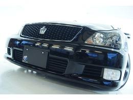 トヨタ クラウンアスリート 3.5 60thスペシャルエディション 革SR新品ホイール 新品タイヤ 新品車高調