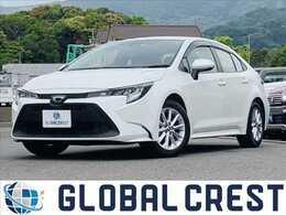 トヨタ カローラ 1.8 G-X トヨタセーフティセンス SDナビ
