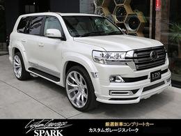 トヨタ ランドクルーザー200 4.6 AX 4WD WALDコンプリート