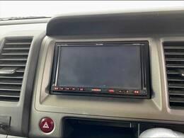 イクリプスSDナビを装備でロングドライブも快適です。フルセグTV視聴可能!