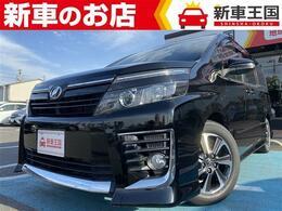 トヨタ ヴォクシー 2.0 ZS LED・電格ミラー・プッシュスタート・ETC