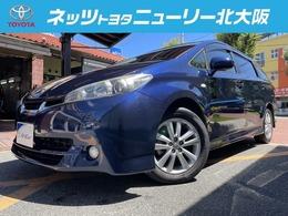 トヨタ ウィッシュ 1.8 S ナビ バックカメラ ETC