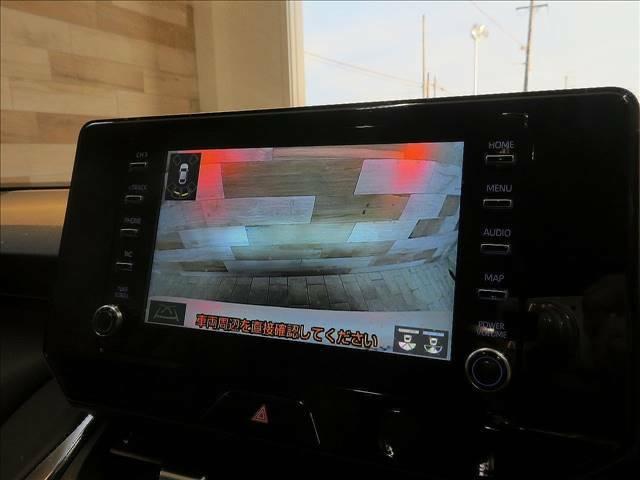 ディスプレイオーディオ装備!バックカメラ装備で、駐車も楽々です。