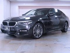 BMW 5シリーズ の中古車 540i xドライブ Mスポーツ 4WD 東京都品川区 598.0万円