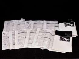 新車保証書メンテナンスノート完備!!記録簿は11回分が確認できこれまでのオーナー様の扱いの良さを感じるポイントです。整備内容も確認しご案内させて頂きますのでお気軽にお申し付け下さいませ!!