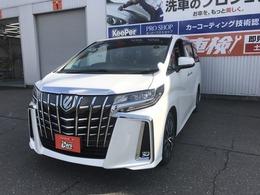 トヨタ アルファード 2.5 S Cパッケージ ツインムーンルーフ&インナーミラー