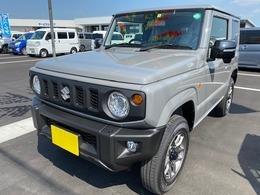スズキ ジムニー 660 XC 4WD セーフティサポート