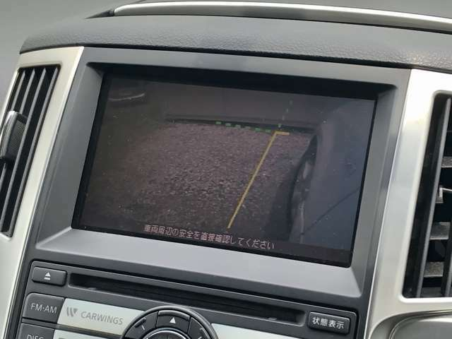 【サイドカメラ】駐車時に幅寄せしやすくホイール付近を映してくれます!