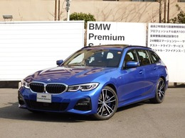 BMW 3シリーズツーリング 320d xドライブ Mスポーツ ディーゼルターボ 4WD 追従型クルーズコントロール レザーシート