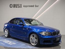 BMW 1シリーズクーペ 135i レザーシート 純正ナビ キセノン 6MT