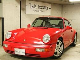 ポルシェ 911 カレラ2 ミツワ後期D車 5MT 3オーナー 車検毎記録有