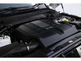 5.0L V8スーパーチャージャー、フルタイム4WD、510ps/63.8kgm