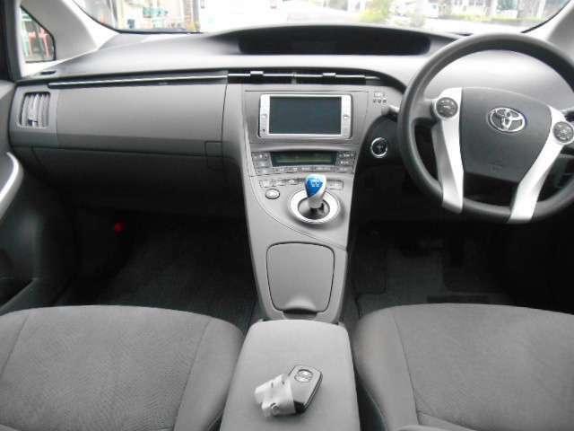 スッキリ綺麗な車内!