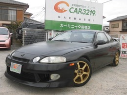 トヨタ ソアラ 2.5 GT-T 1JZターボエンジン 公認MT5速 車高調