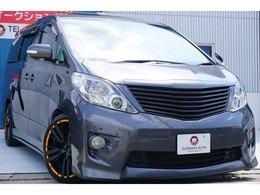 トヨタ アルファード 3.5 350S プライムセレクション Wサンルーフ両側電動スラ純正ナビ後席モニ