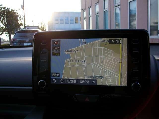 Bluetooth搭載でドライブ快適純正ナビ装備!