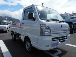 スズキ キャリイ 660 KCエアコン・パワステ 3方開 アングルポスト・運転席エアーバッグ