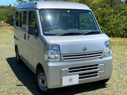日産 NV100クリッパー 660 DX ハイルーフ 4WD エアコン パワステ エアバッグ