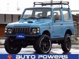 スズキ ジムニー 660 ワイルドウインド 4WD リフトUP新品タイヤ新品ホイル社外バンパ