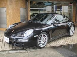 ポルシェ 911 カレラ4S ティプトロニックS 4WD スポーツクロノPKG ディーラー車