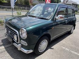ダイハツ ミラジーノ 660 4WD 5速MT 禁煙車