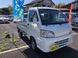 ダイハツ ハイゼットトラック 660 エアコン・パワステスペシャル 3方開 4WD 車検令和5年3月11日 底73500KM