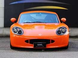 国内14台の稀少なジネッタG40R!1オーナーの走行僅か0.2万キロの綺麗なお車です。