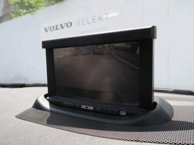 便利なバックビューカメラを装備!後方の視界を確保し安全な駐停車をサポート致します!