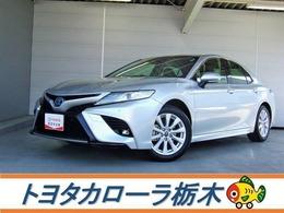 トヨタ カムリ 2.5 WS 試乗車 衝突軽減ブレーキ LEDライト ナビ