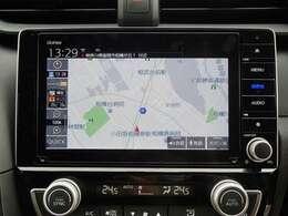Honda純正メモリーナビ VXU-197SGi搭載!フルセグ、DVD・CD再生、Bluetooth・USB接続可能です