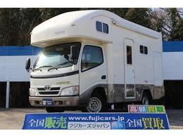 トヨタ カムロード キャンピング マックレー製 デイブレイク バレンシア ルーフエアコン