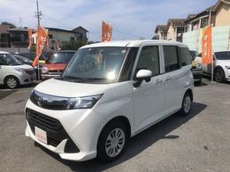 トヨタ タンク 1.0 G ナビTV Bluetooth両側電動スライド  禁煙車